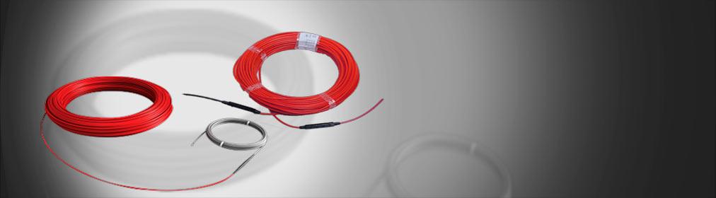 теплый пол и снеготаяние-Нагревательные кабели